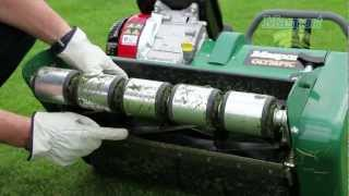 Masport 500RRR Cylinder Mower - Honda GX160 Engine