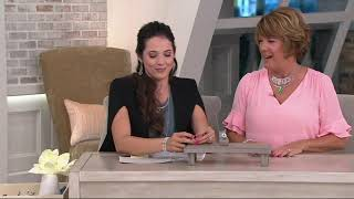 Carolyn Pollack Sterling Silver Signature Bold Ring on QVC