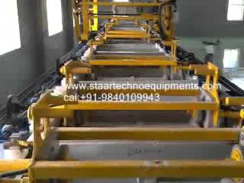 Automatic Plating Plant