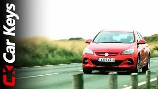 Vauxhall Astra 2014 review - Car Keys