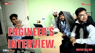 "Engineer""s interview  