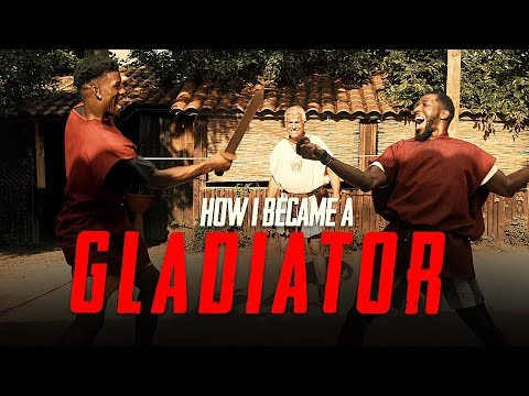 How I became a Gladiator