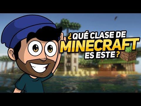 ¿QUÉ CLASE DE MINECRAFT ES ESTE? | Cube Life: Island Survival