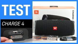 Der JBL Charge 4 im Test - Mittelgroßer Bluetooth-Lautsprecher mit sehr gutem Klang