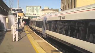 preview picture of video 'Class 465 Woolwich Arsenal'