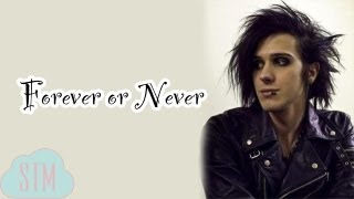 Cinema Bizarre - Forever or Never (lyrics)