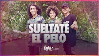 Suéltate El Pelo - TINI (Coreografia Oficial) Dance Video
