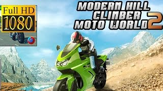 Hill Climber Moto Bike World 2 Game Review 1080P Official Trimcogames Racing 2016