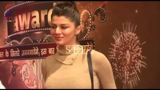 Kainat Khan at the 13th ITA Awards Red Carpet