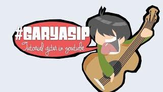 tutorial gitar: Sahabat by Najwa latif
