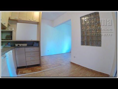 Stan Cukarica Žarkovo 38m2 39000e