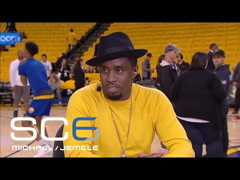 Diddy Joins The Six | SC6 | June 12, 2017