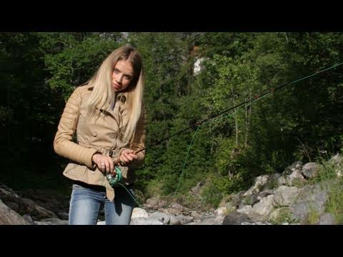 Fieldsports Britain – Fishing with Miss Switzerland
