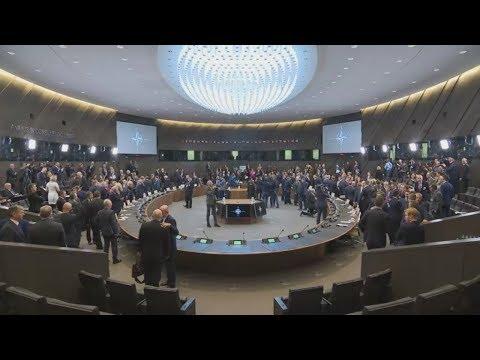 Συνάντηση των Υπουργών Εξωτερικών του ΝΑΤΟ