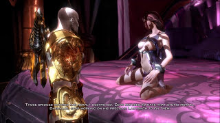 God of War 3 Aphrodite's Room Remastered (PS4)