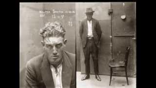 Vintage 1920s Male Mugshots