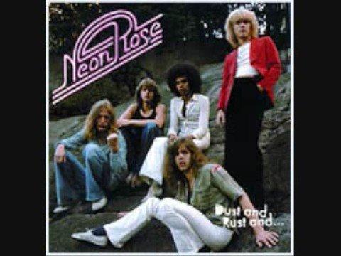 Neon Rose - Love Rock online metal music video by NEON ROSE