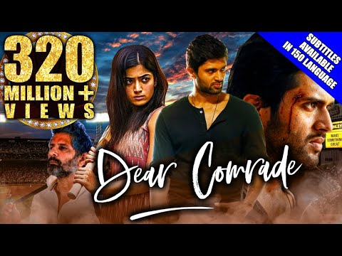 Download Dear Comrade (2020) New Released Hindi Dubbed Full Movie | Vijay Devarakonda, Rashmika, Shruti HD Mp4 3GP Video and MP3