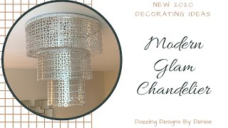Easy DIY Lighting Solutions ||💕Modern Chandeliers || New For 2020💕