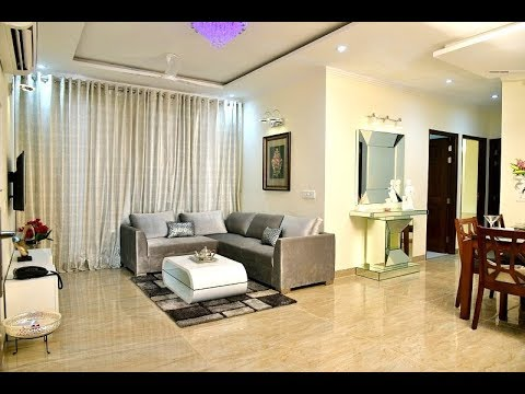 3 Bedroom Semi Furnished Luxury Flats In Mohali Chandigarh Punjab Gillco Park Hills Mp3