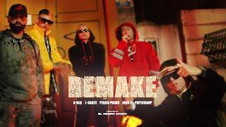 Nblq - REMAKE (Video oficial) Lgante ❌ John C ❌ Papichamp ❌ Perro Primo