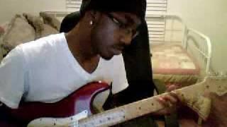 Show Me -John Legend R&B Guitar (Xeryus Gittens Lesson)