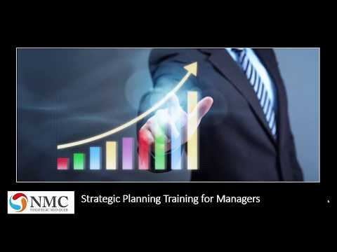 Strategic Planning Course for Managers - YouTube