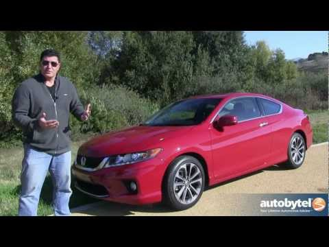 2013 Honda Accord Coupe EX-L V6 Video Review