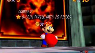 Super Mario 64 (NTSC) - Speedrun - 00:24:30.027