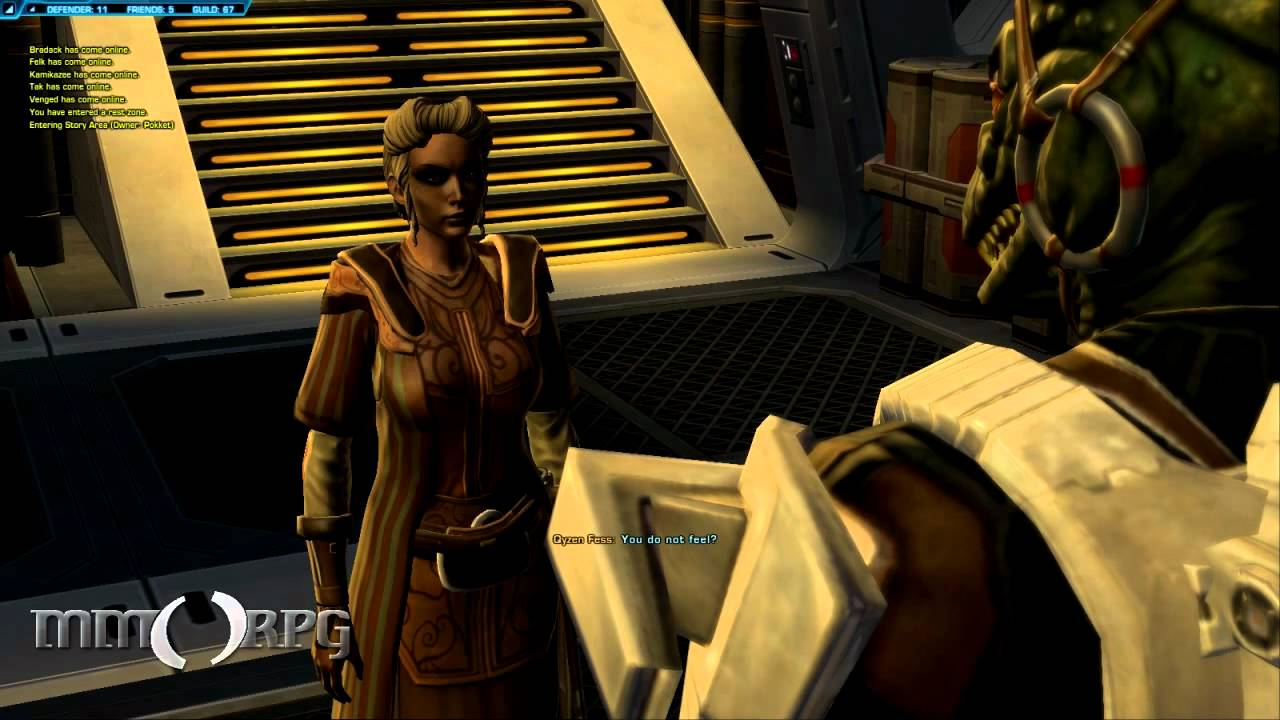 Game Face #16: The #1 Reason to Play SWTOR