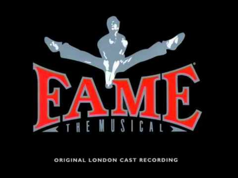 There She Goes!/Fame - Fame Musical