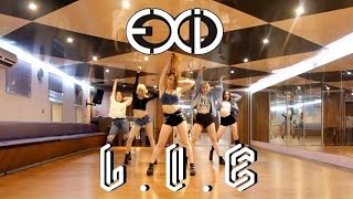[K-POP DANCE COVER] EXID(이엑스아이디) - L.I.E (엘라이) cover by New★Nation