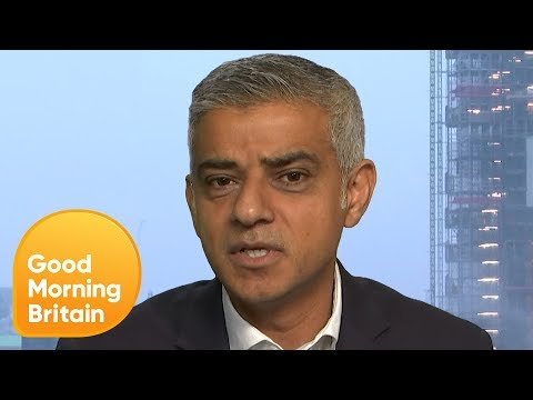 Junk Food Adverts to Be Banned on the TFL Network Next Year | Good Morning Britain