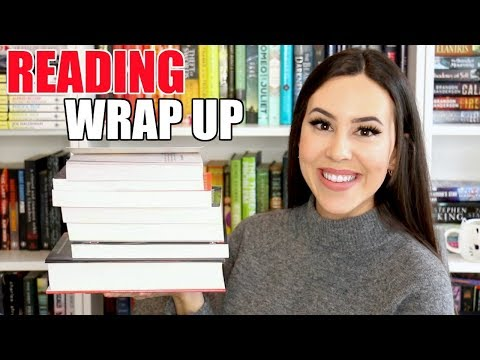 READING WRAP UP 2018 || Books I've Read in April So Far!