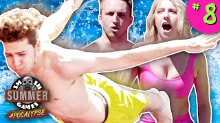 LEGENDARY BELLY FLOP FINALE | Smosh Summer Games: Apocalypse Ep. 8