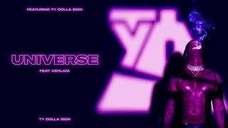 Kadr z teledysku Universe tekst piosenki Ty Dolla $ign