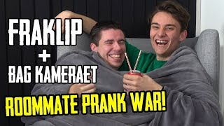 Ultimativ Roommate Prankwar - Fraklip & Bag Kameraet