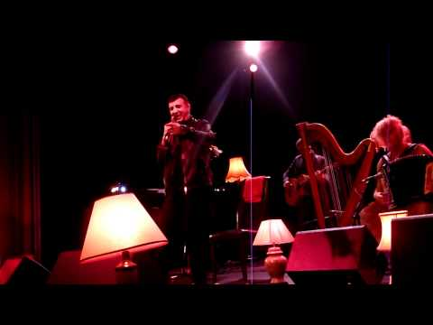 """Marc Almond """"Death's Diary"""" @Buxton Arts Centre Oct. 11th 2011"""