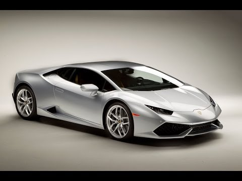 Geneva motor show 2014 picture special - Lamborghini Huracan, Ferrari California, McLaren 650S