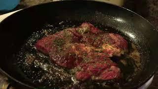 :How To Make a juicy Well done Ribeye Steak