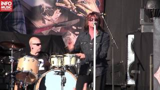 EUROPE - Not Supposed to Sing the Blues - live @ OST FEST 2012