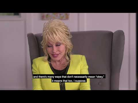 [Original Series] Dolly Parton Believes In God and In Helping Others