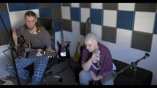 QUIET TIMES (acoustic Dido cover) (Rehearsal with Chuck)