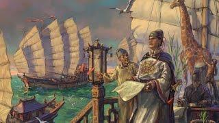 Супер корабли Древнего Китая. История Древнего мира