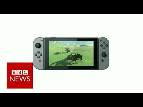 Nintendo Switch: First look - BBC News