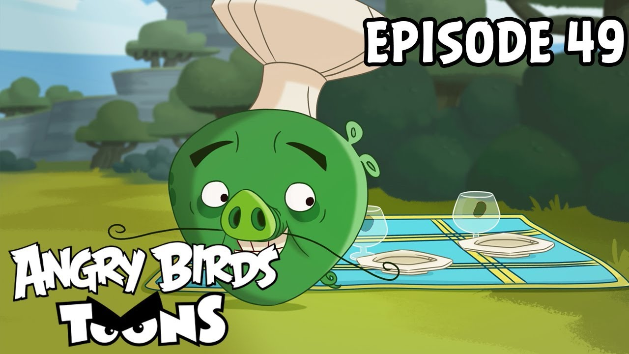Angry Birds Toons | The Truce - S1 Ep49 - YouTube