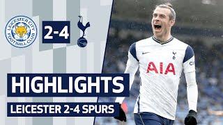 Leicester 2-4 Tottenham Pekan 38