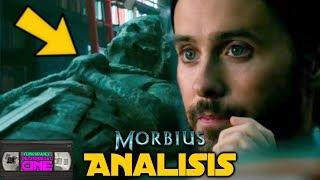 Morbius -Análisis primer tráiler ¿es parte del MCU?