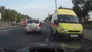 Последствия аварии на Октябрьской набережной